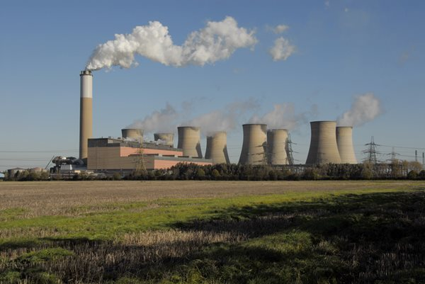 Fossil Fuel Power Plant : Activity to show that fossil fuels generate electricity