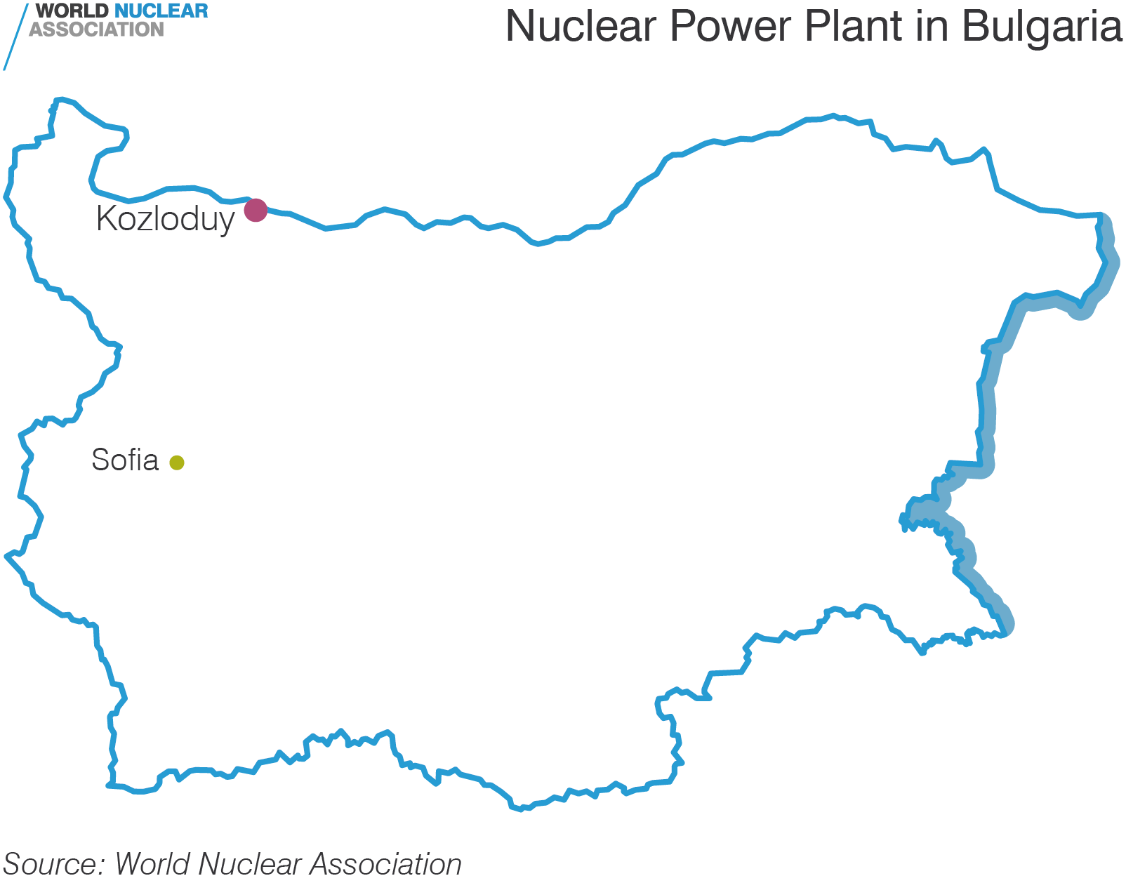 Nuclear Power Plant in Bulgaria