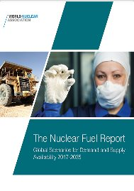 The Nuclear Fuel Report: Global Scenarios for Demand and Supply Availability 2017-2035 image