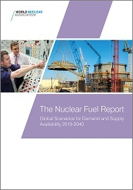The Nuclear Fuel Report: Global Scenarios for Demand and Supply Availability 2019-2040 image