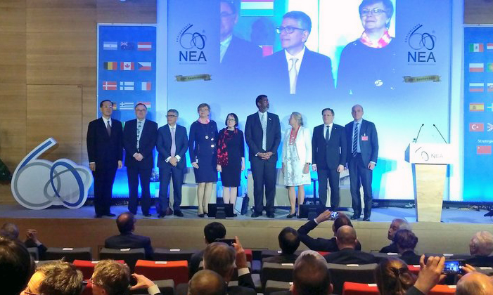 Remarks made marking the 60th anniversary of the Nuclear Energy Agency