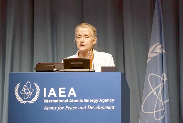 Speech made at the IAEA International Conference on Climate Change and the Role of Nuclear Power